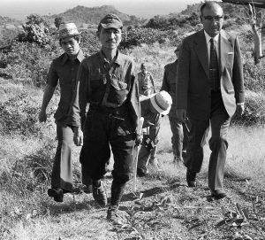 Verdenskrigens sidste soldat: Terrorist eller helt? / Portræt