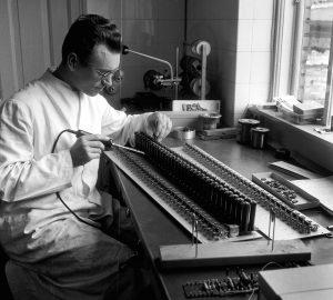 13. februar 1958: Danmarks første computer, DASK, bliver officielt indviet / Dags dato