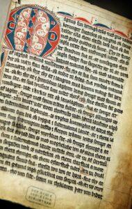 10. marts 1241: Jyske Lov vedtages på et møde blandt rigets bedste mænd / Dags dato