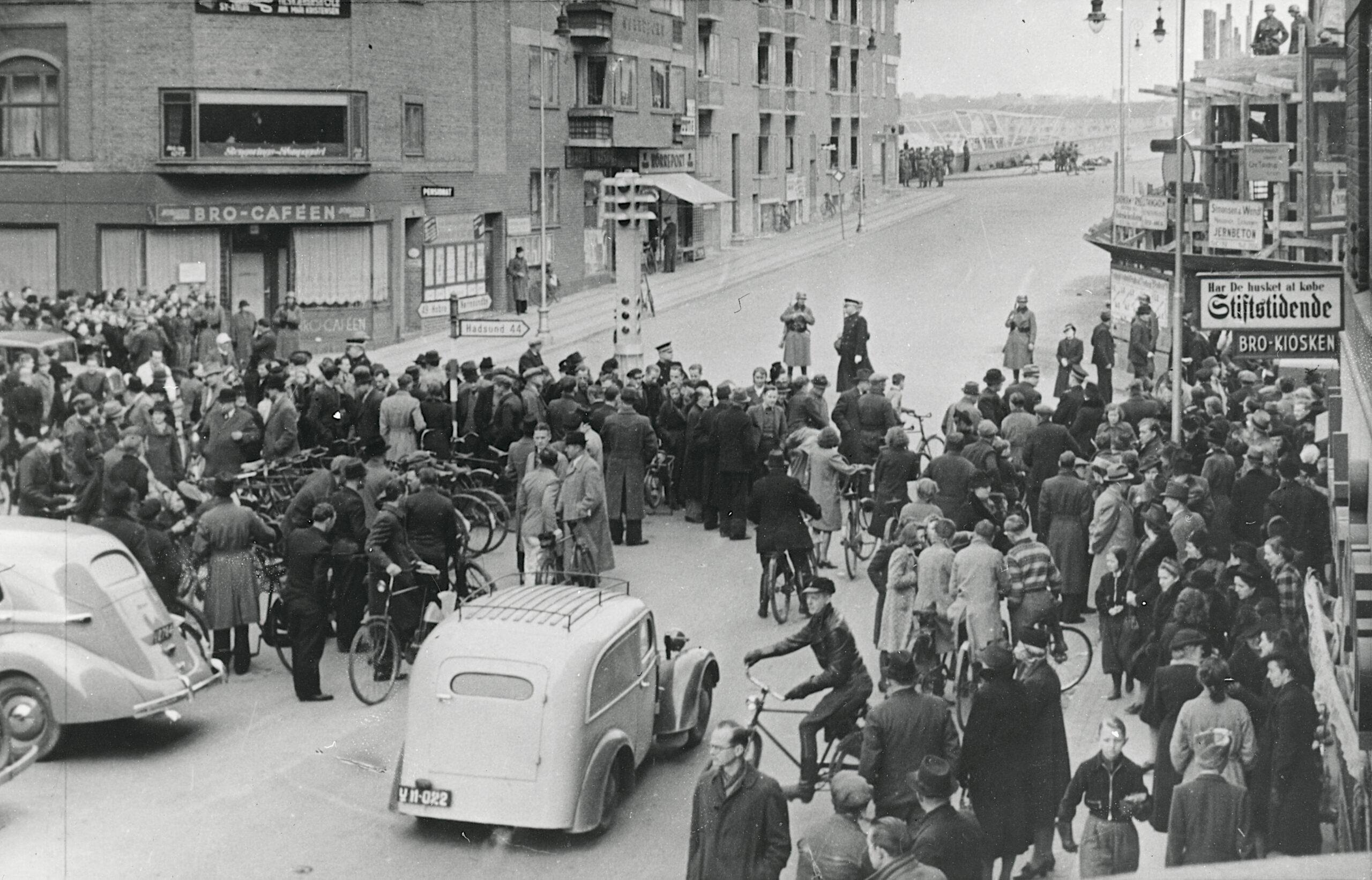 9. april 1940: Tyskland besætter Danmark / Dags Dato